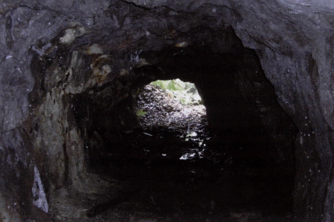 Grotte des Partisans